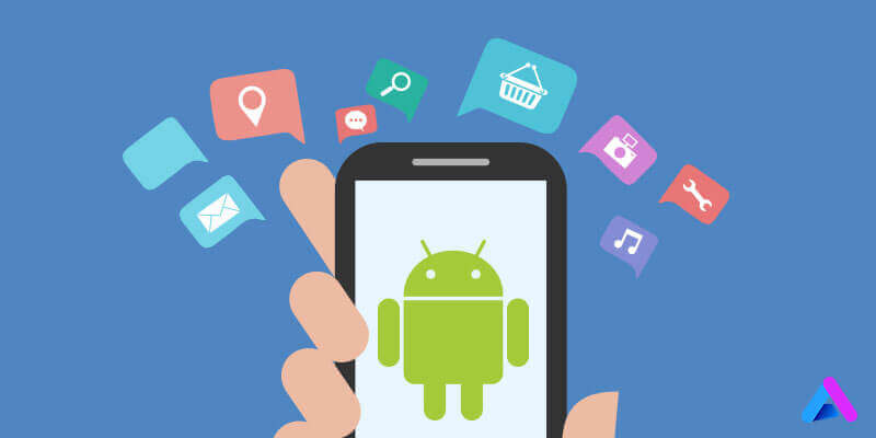 option of the android